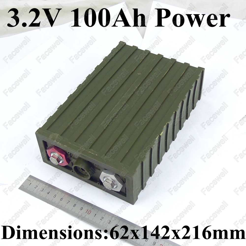 Brand 3 2v Lifepo4 Battery 100ah Lifepo4 100ah 100a Power