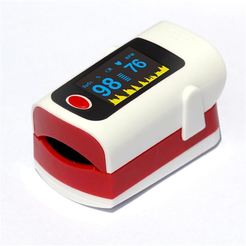 oximetro finger