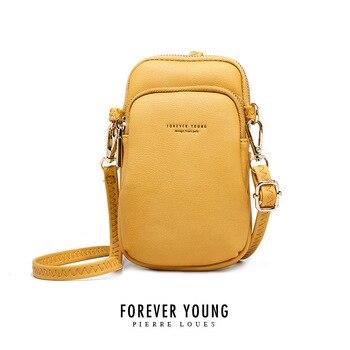 Nuevos bolsos de lujo para mujer, cartera de mano larga para mujer, cartera femenina con cremallera, tipo bandolera bolso de hombro, tarjetero, monedero