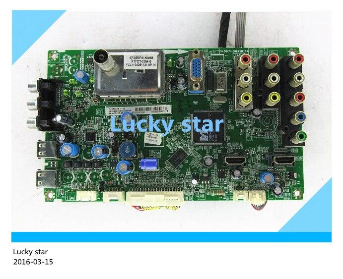 Original L40P60FBD Board 08-MS48029-MA200AA 40-MS4800-MAD2XGOriginal L40P60FBD Board 08-MS48029-MA200AA 40-MS4800-MAD2XG