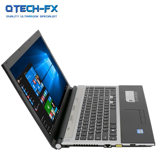 15.6″ i7 Laptop 8GB RAM SSD 256GB / 512GB Fast CPU Intel Core i7 Windows 10 Business Arabic Hebrew Spanish Russian Keyboard