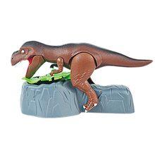 Игрушка электрический динозавр кусая рука динозавр трюк игрушка игра кусающий палец динозавр Забавный милый