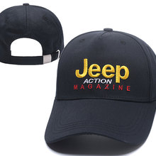 2018 new HOT Jeep homens boné de beisebol do algodão cap bola de golfe  esporte sunproof 514e88f0be3