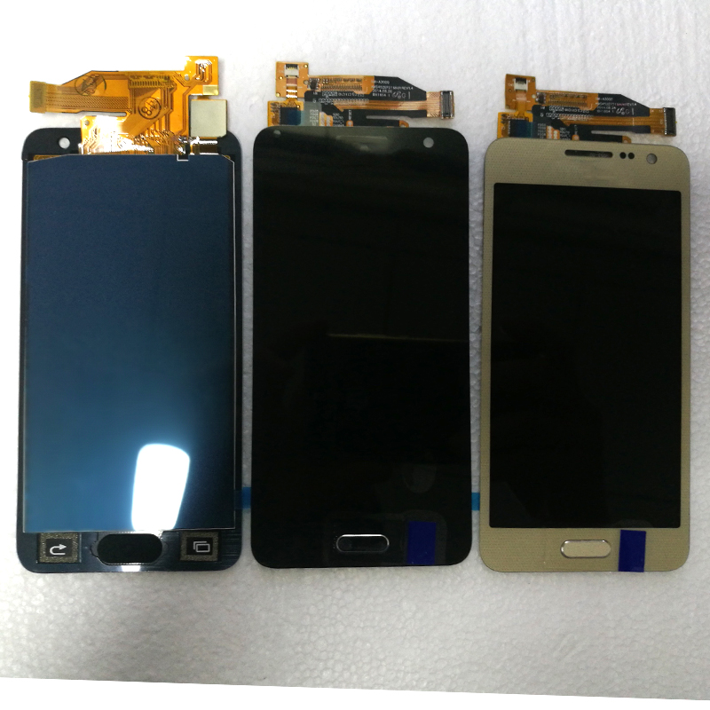 Without Backlight Sensor For <font><b>Samsung</b></font> Galaxy A3 2015 <font><b>A300</b></font> A300F SM-A300F <font><b>LCD</b></font> Display Touch Screen Digitizer Assembly image