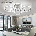 Новое поступление, современная светодиодная Люстра для дома, гостиной, спальни, столовой, люстра для потолка хрустальная люстра, светильник