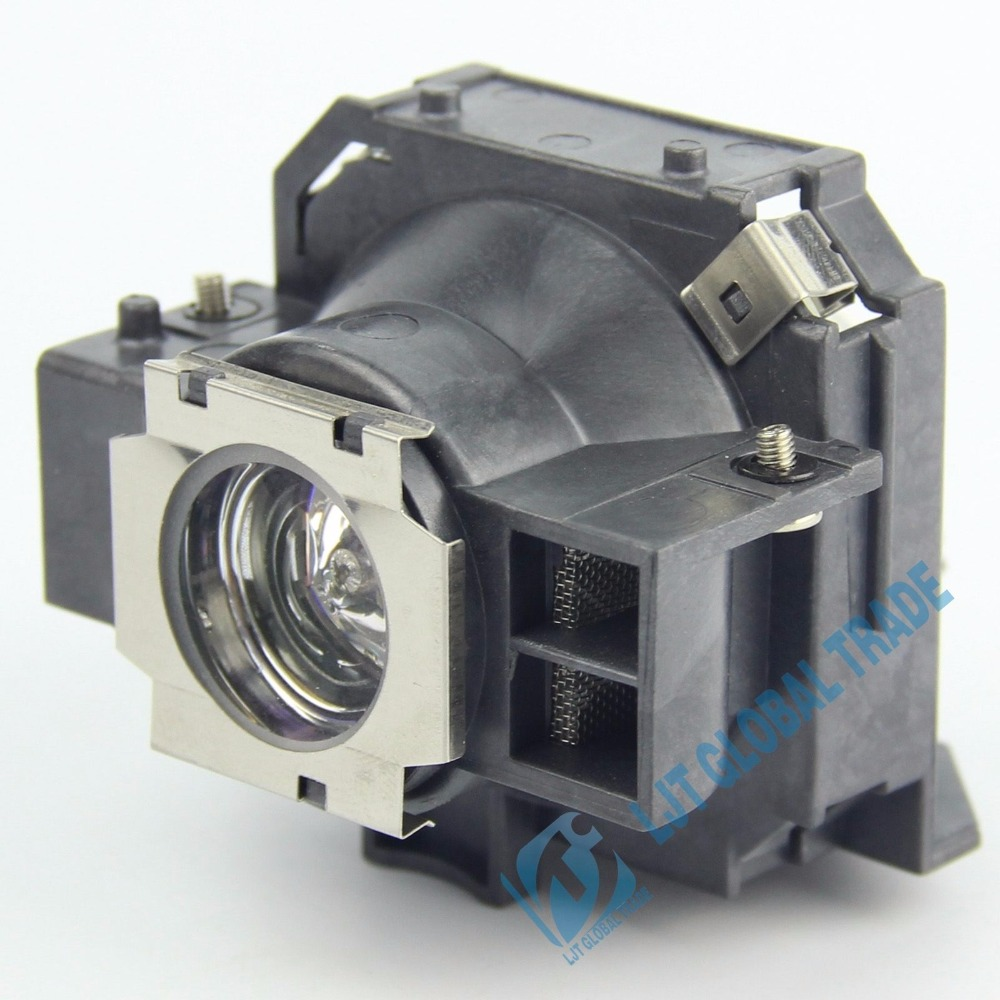 ELPLP32 V13H010L32  Projector Bare Bulb Lamp with Housing For Epson EMP732 EMP737 EMP750 EMP740 EMP745 lamp housing for epson elp lp32 elplp32 projector dlp lcd bulb