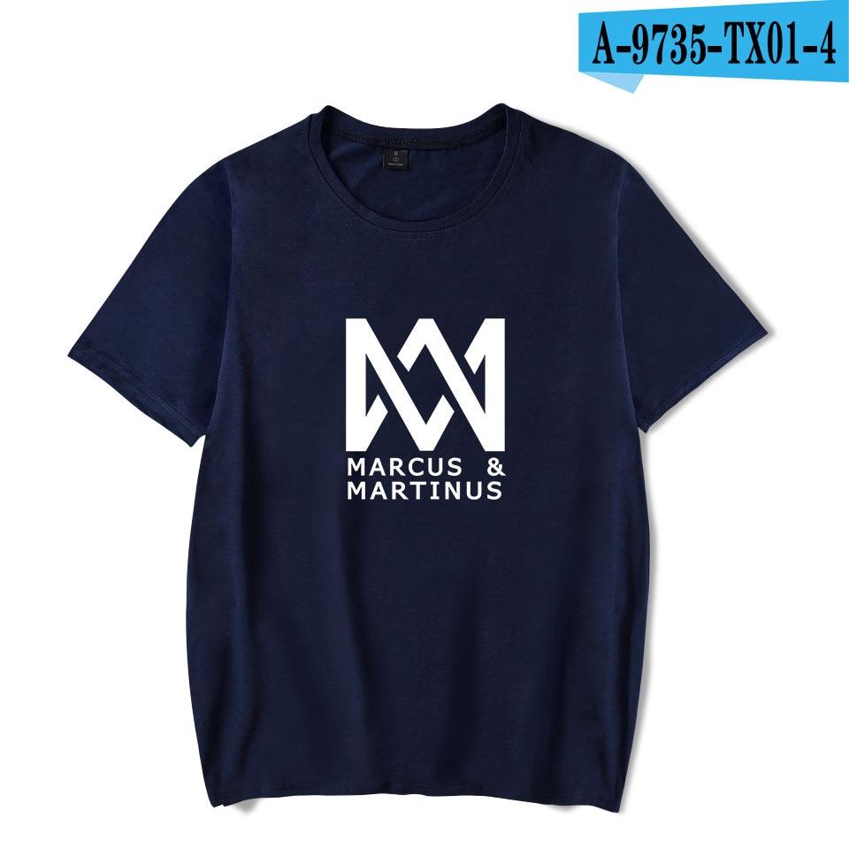 Neue Mode Marcus und Martinus T Hemd Frauen Lustige Grafik Bedruckte T Shirts Baumwolle Kurzarm Hip Hop T-shirt fitness Tops