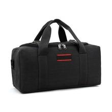 Männer Reisetaschen Große Kapazität Frauen Gepäck Reise Seesäcke Leinwand Große Reisetasche Handtasche Falttasche Für Trip Wasserdichte