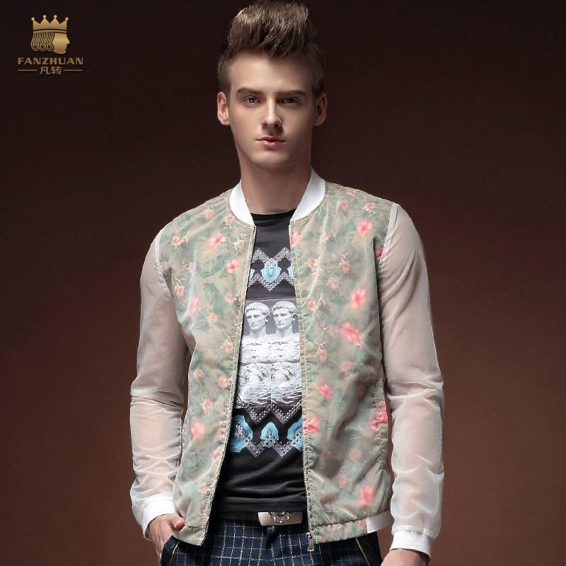 fanzhuan Free Shipping New fashion casual male Men