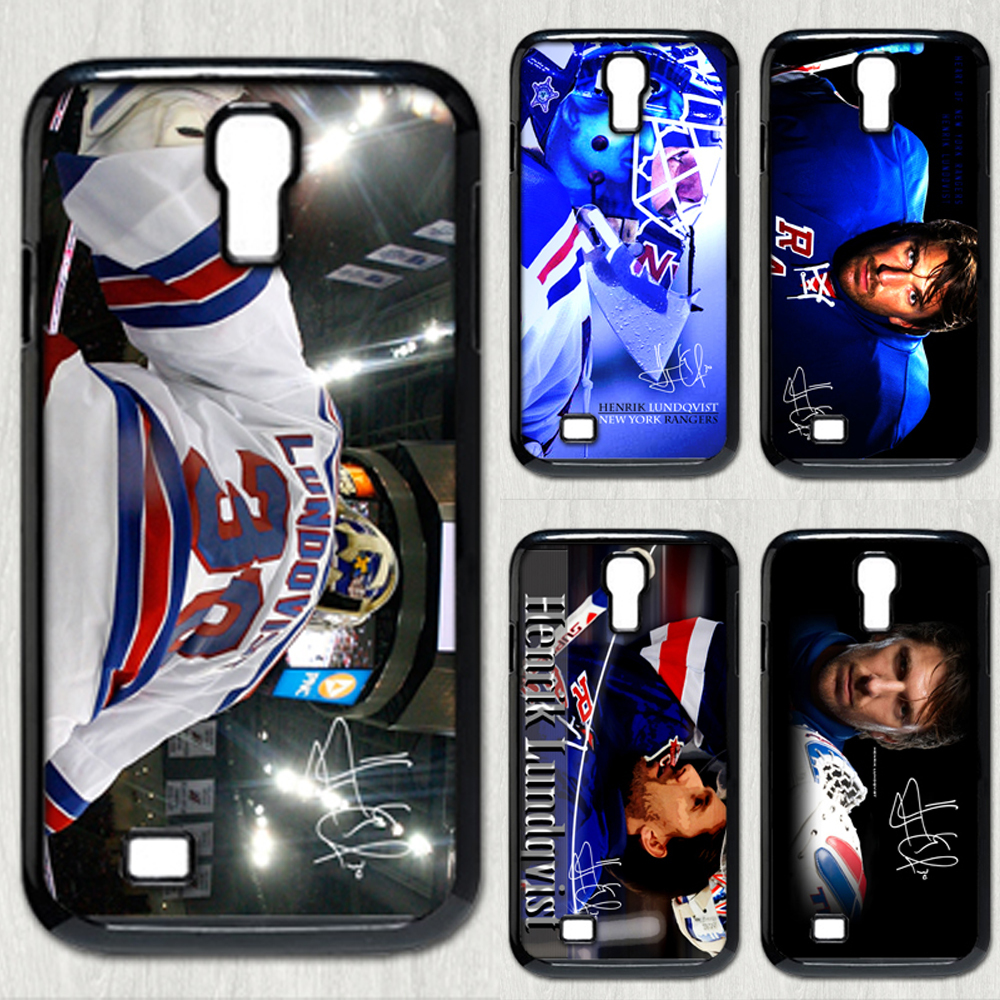 Henrik Lundqvist Signed Nhl Star New York Rangers Fashion Hockey