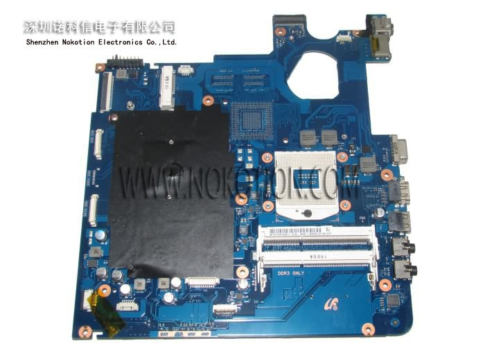 NOKOTION BA92-08956A BA92-08956B For Samsung NP300E4A NP300E5A Laptop motherboard Intel HM65 DDR3 Socket PGA989 nokotion sps v000198120 for toshiba satellite a500 a505 motherboard intel gm45 ddr2 6050a2323101 mb a01