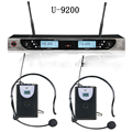 Professional UHF Wireless microphone Headset microphone System headset microfones 740-790Mhz better than EW135G2 EW100 G2
