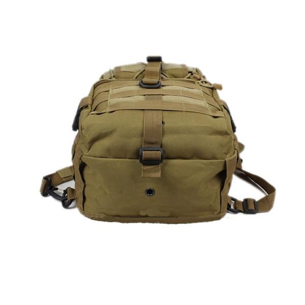 New Men 600d Nylon Military Travel Riding Cross Body Shoulder Messenger Sling Chest Pack Saddle Bag Home