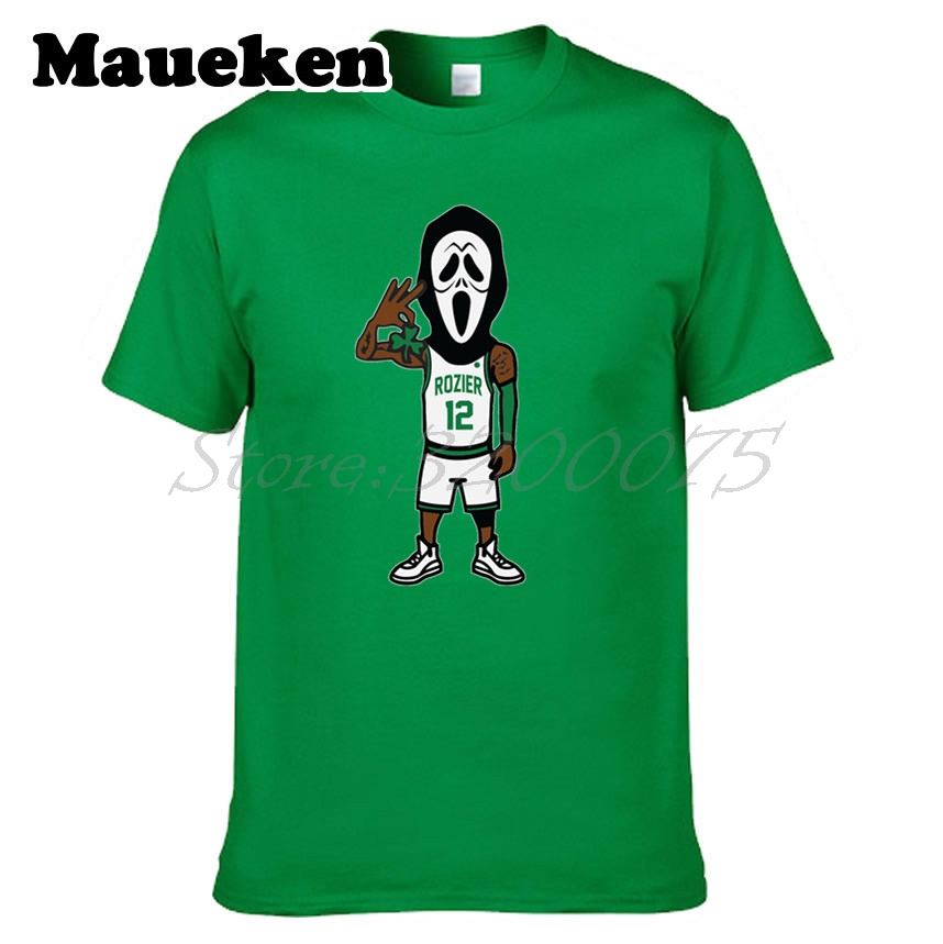 Men SCARY Terry Rozier III 12 HEATHER T-shirt Clothes T Shirt Mens tshirt tee W18052120