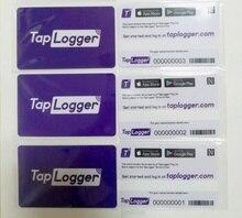 200 adet özel baskı kartı 13.56MHz 125KHz RFID kart NFC kart baskı logosu baskılı keyfi desen numarası VIP kart
