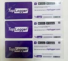 200pcs מותאם אישית הדפסת כרטיס 13.56MHz 125KHz RFID כרטיס NFC כרטיס הדפסת לוגו מודפס דפוס שרירותי מספר VIP כרטיס
