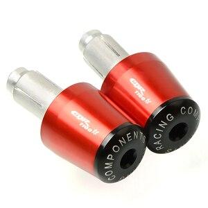 CNC руль ручки бар концы для HONDA CBR1100XX CBR 1100 XX BLACKBIRD 1997 1998 1999 2000 2001 2002 2003 2004 2005 2006 2007