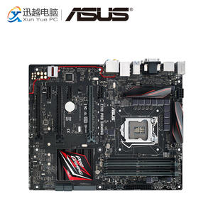 Asus Desktop Mainboard DDR4 Z170-Socket I5 Core I7 Lga 1151 GAMING Used ATX M.2 for I3