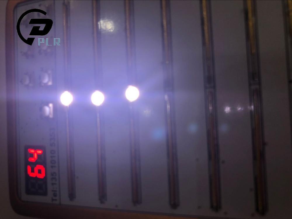 1000pcs/lot 1w-2w Smd Led Kit 3v/6v 2835/3030/2828/3535/5630/7020/7030/4020/4014/7032 Cold White For Tv Backlight Beads 10*100lg