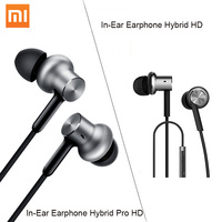New Original Xiaomi Hybrid Pro HD Earphone Circle Iron Wired Xiaomi Earset Noise Cancelling Xiaomi Mi