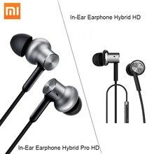 חדש מקורי שיאו mi היברידי Pro HD אוזניות מעגל ברזל קווית שיאו mi Earset רעש ביטול שיאו mi mi ב  אוזן אוזניות פרו HD