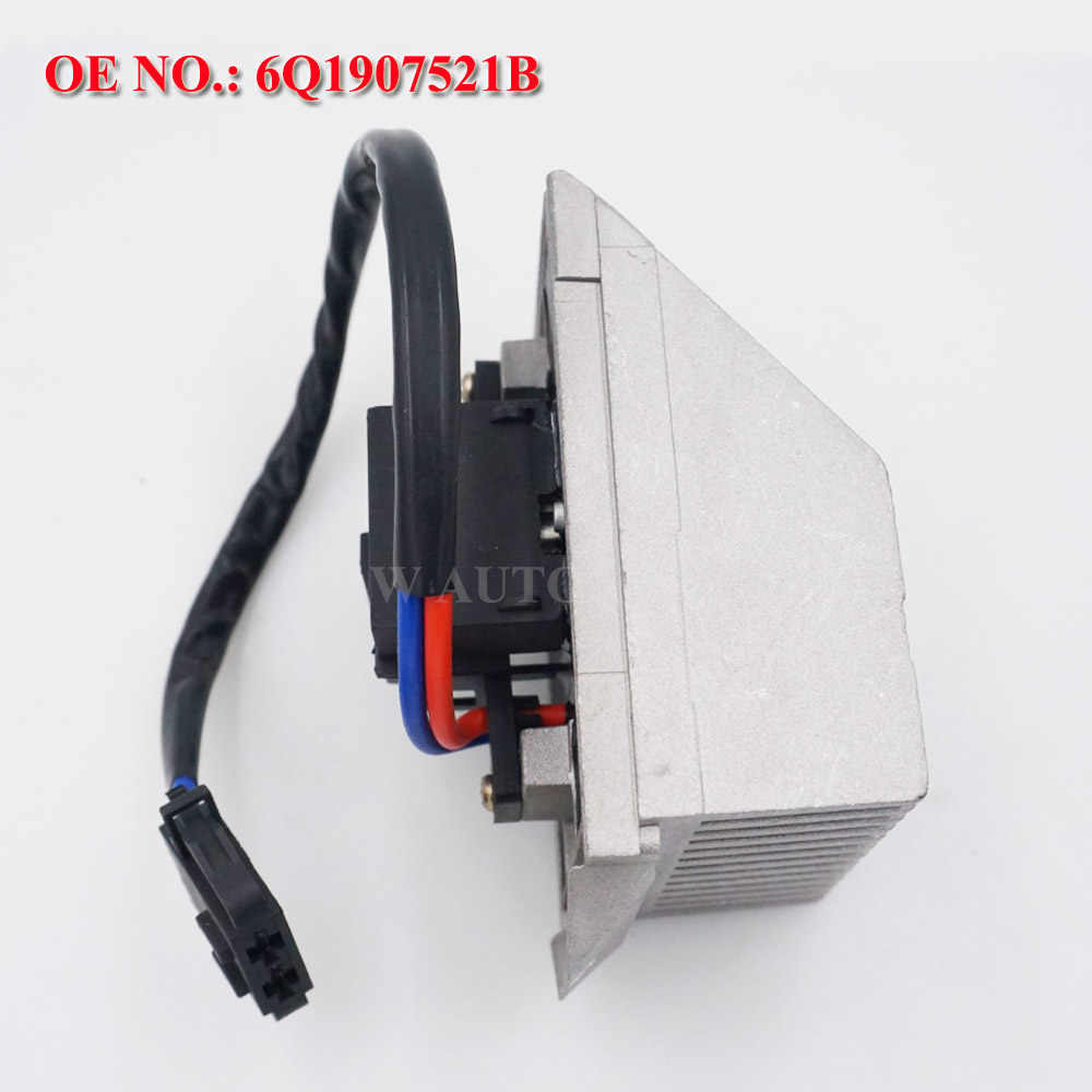 Heater Blower Fan Resistor Motor FIt Audi A2 A1 VW Polo Seat Ibiza Skoda Fabia