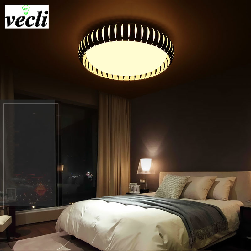 Modern Minimalism LED Ceiling Light Living room round Indoor LED Ceiling Lamp creative personality dining room balcony lamps modern minimalism led ceiling light square indoor down light ceiling lamp creative personality study dining room balcony lamp