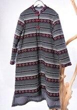 Запуск нового продукта осень и зима, 2015, Оригинальный дизайн 100% хлопок зимние-мягкие одежды широкий большие дворы женщин
