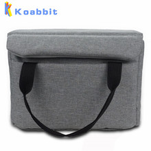 Koabbit 2018 new camera inner case DSLR bag handbag folding portable thickened shockproof