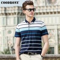 COODRONY 2019 New Arrivals Summer Streetwear Casual Cotton Tee Shirts T Shirt Men Fashion Design Short Sleeve T Shirt Men S95064