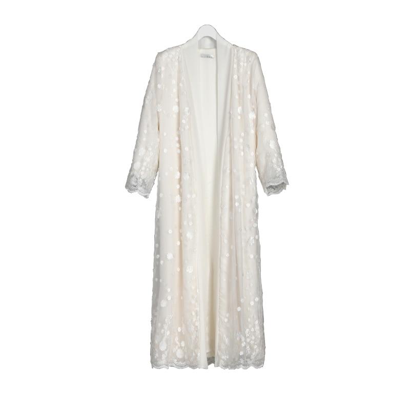 Sleepwear Ladies Robe Satin