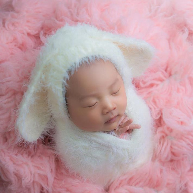 Newborn baby stretch knit wrap Extra baby girl Jersey wrap photography  props Newborn swaddle sack fabric 8fd8b8844b41
