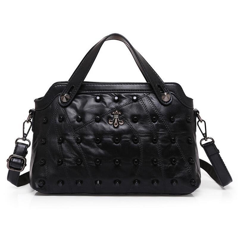 Женские мини модные роскошные дамы сцепления Мобильный вечерние кошелек известный дизайнер новый заклепки Повседневная Crossbody плеча сумки