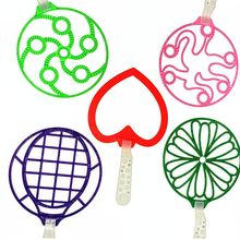 High Quality New Children Jumbo Bubble Wand Fun Outdoors Activity Party Favors Kids Toy