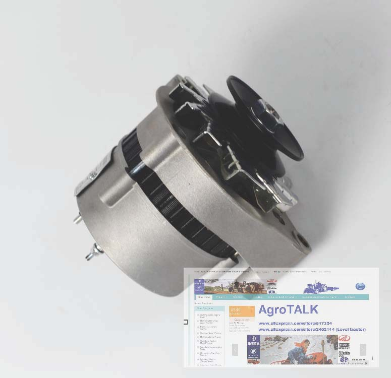 Hangzhou Heli Forklift Spare Parts The Starter Motor 14V 500W For Xinchai 490B Part Number JF15