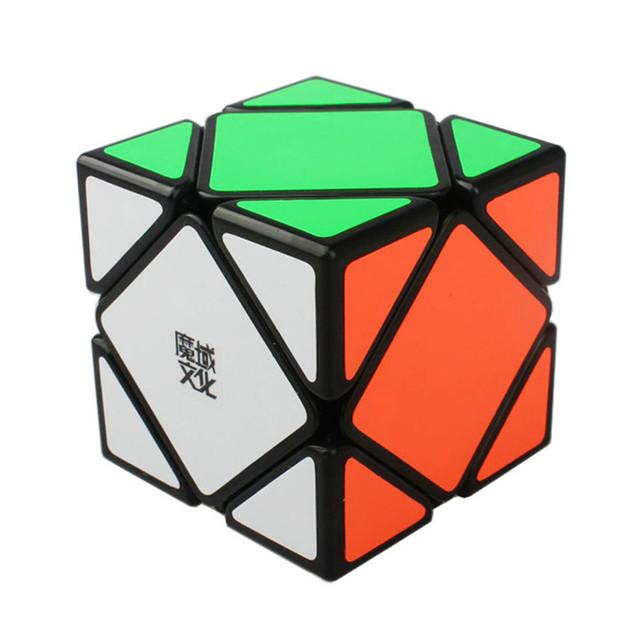 Nueva marca MoYu velocidad Skewb Cubo mágico Square Cubo Puzzle de aprendizaje y educación toy buen regalo