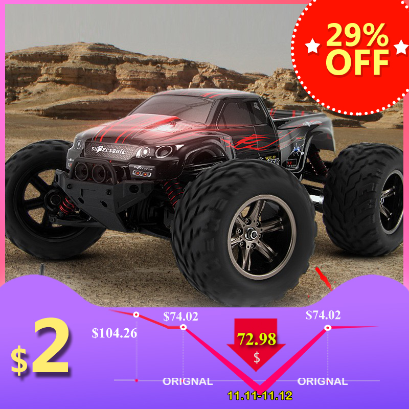 High Quality RC Car 9115 2.4G 1:10 1/15 Scale Racing Cars Car Supersonic Monster Truck Off-Road Vehicle Buggy Electronic Toy rc car 2 4g 1 14 scale rock crawler car supersonic monster truck off road vehicle buggy electronic toy for kids christmas gift