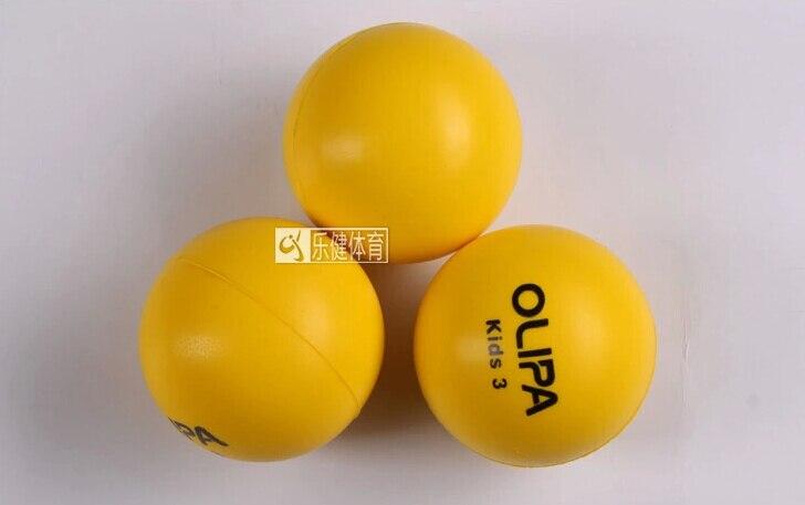 10pcs Beginner Kids Child Children Young Sponge Soft Safety Safe Tennis Balls