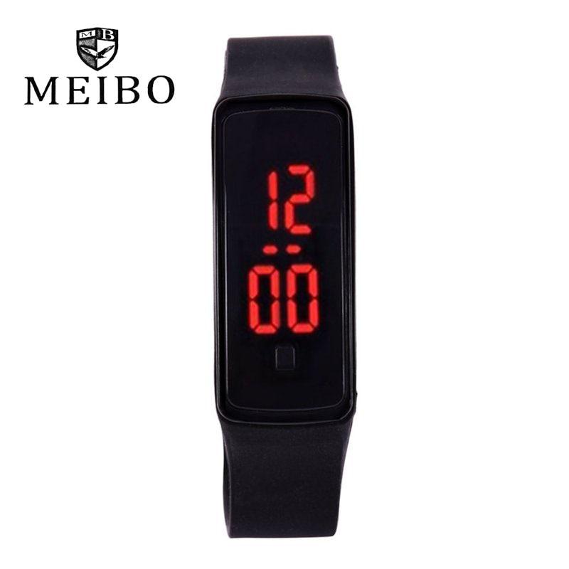 Partneruhren Led Silikon Uhr Frauen Männer Sport Mode Damen Outdoor Armbanduhr Relogios Masculino Leuchtende Uhren Erkek Kol Saati Reloj