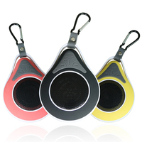 Portable Wireless Mini Shower Waterproof Bluetooth Speaker Subwoofer for Riding Sport Bluetooth Speakerphone Sound Bar Speaker