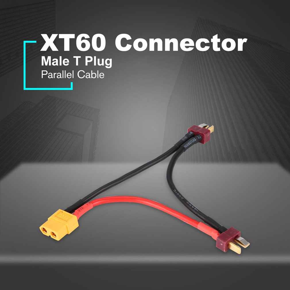 2019 XT60 여성 타미야 여성 어댑터 커넥터 XT-60 Turnigy Zippy 배터리 3CM 적합 Turnigy 및 Zippy 배터리 팩