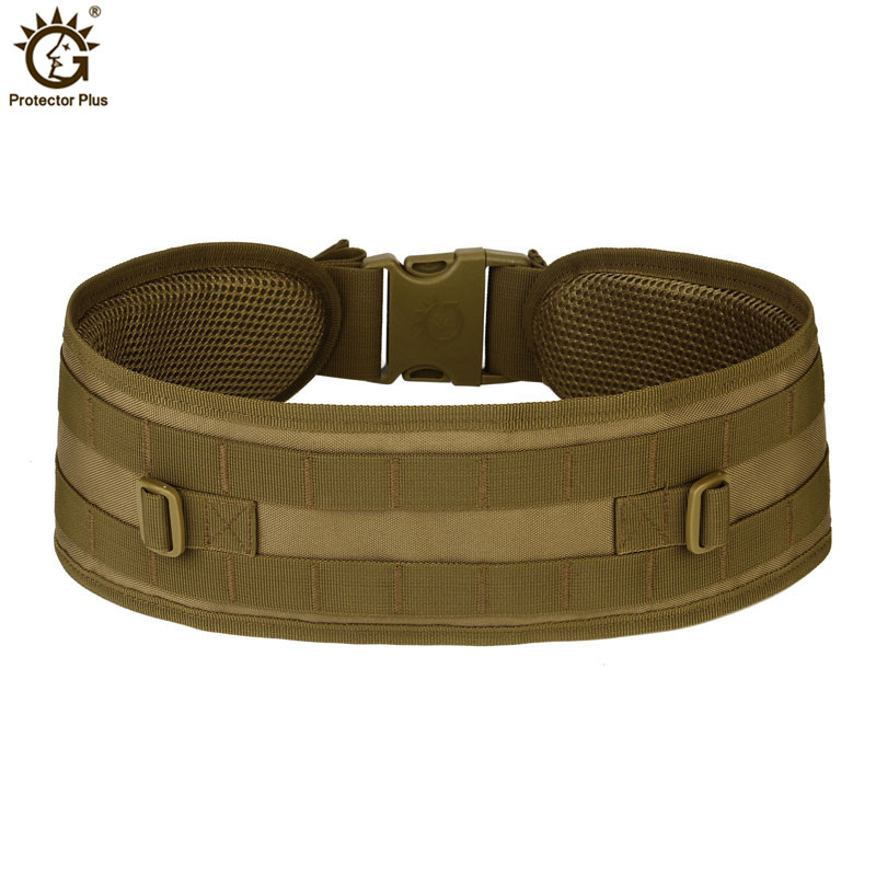 Molle System Tactical Girdle Waist Bag Military Equipment Belt Bag Men Small Army Bag Holder Outdoor Running Pouch Bag