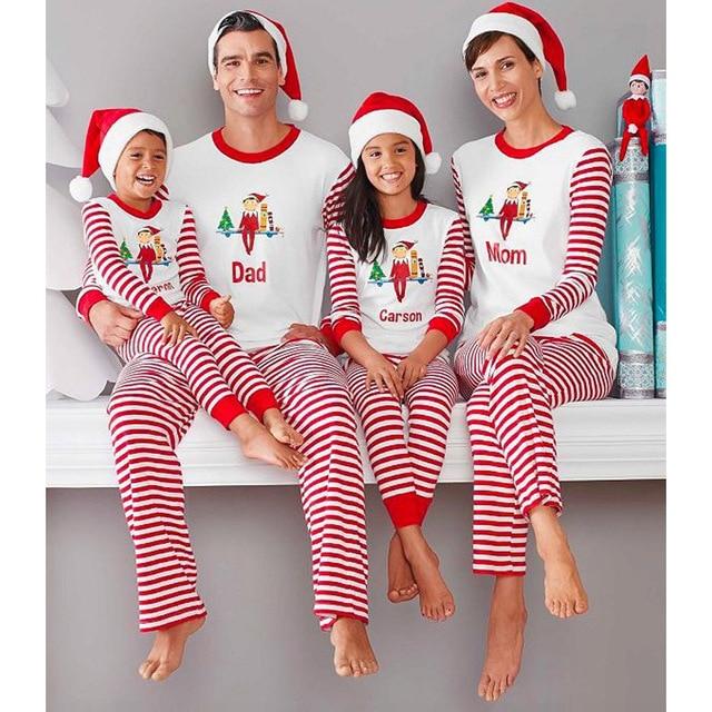 Aliexpress Com Comprar Pijamas De Navidad Familia Padre Hijo Juego
