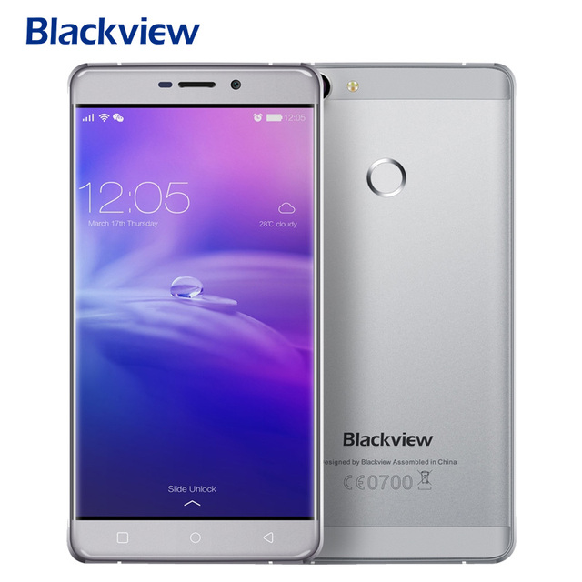 Blackview R7 Android 6.0 Smartphone 5.5 inch IPS Screen Phone 4GB RAM 32GB ROM MT6755 Octa Core 2.0GHz Dual SIM 4G Cell 13MP