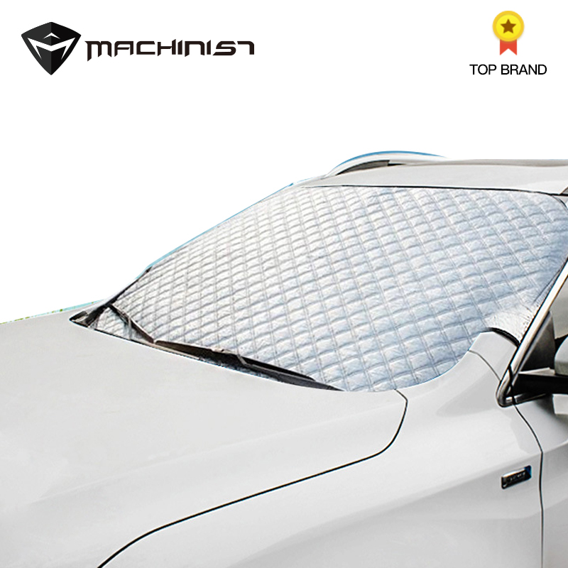 1pc High Quality Universal Car Covers Window Sunshade Auto Window Sunshade Cover Sun Reflective Shade Windshield For SUV And Ord image
