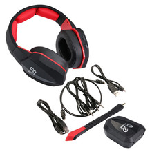 Headset 2.4Ghz Optical Wireless Gaming Headset headphone