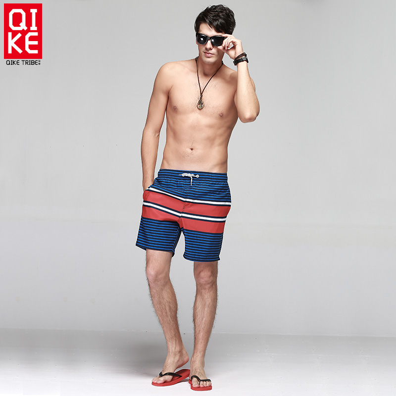 Swimming suit for men board shorts swimsuit hawaiian bermudas quick dry surfing liner swimwear briefs plavky mesh