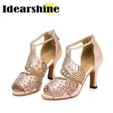 Latin Dansschoenen Dames Zapatos De Baile Schoenen Ballroom Dames kwaliteit brede breedte Salsa # 6159