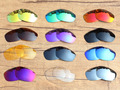 PV POLARIZED Replacement Lenses for Oakley Split Jacket Sunglasses - Multiple Options