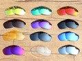 Pv polarizado lentes de repuesto para oakley split jacket gafas de sol de múltiples opciones